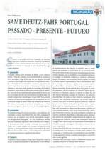 SAME Deutz-Fahr Portugal passado-presente-futuro
