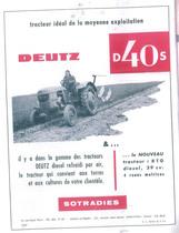 Deutz D 40 S
