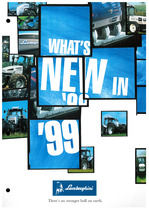 WHAT'S NEW IN '99 - There's no stronger bull on earth