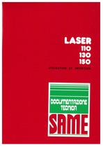 LASER 110-130-150 - Utilisation et entretien