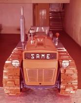 [SAME] trattore Minitauro 60 cingolato