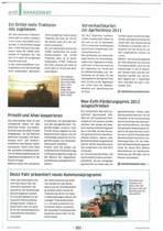 Deutz-Fahr präsentiert neues Kommunalprogramm