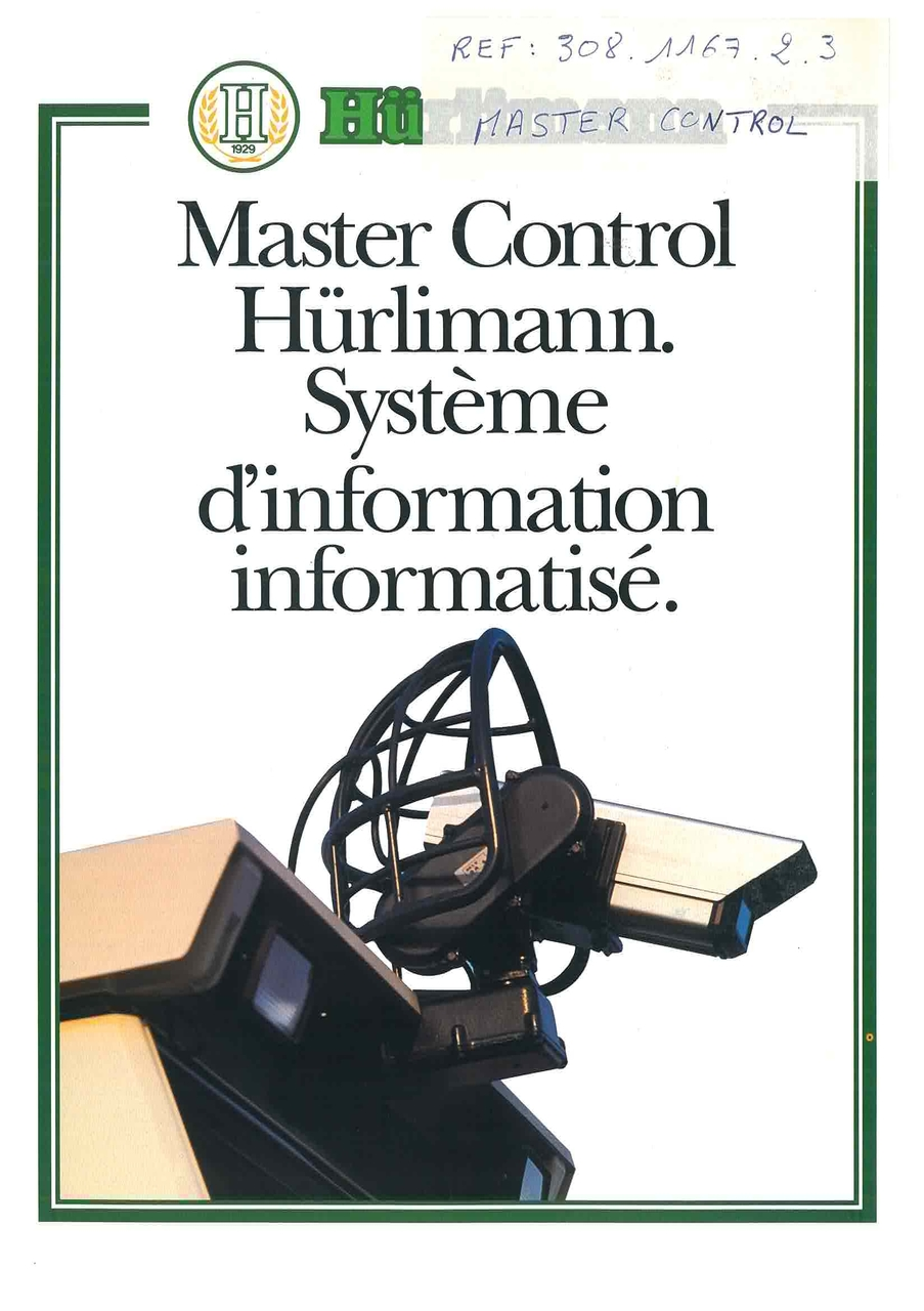 Master specialise systeme d information