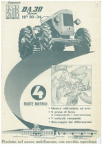 DA 30 Diesel HP 30 - 34