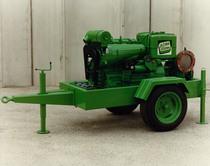 Motore ADIM per uso industriale - 4 cilindri su carrello