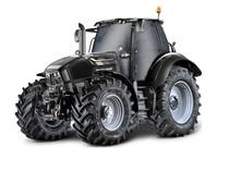 [Deutz-Fahr] 7250 TTV WARRIOR. Espressione di potenza in nero lucido