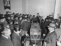 Lancio del trattore SAME Centauro a Vercelli