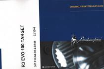 R3 EVO 100 TARGET - Original-Ersatzteilkatalog