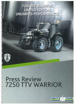 Press Review 7250 TTV Warrior