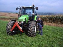 [Deutz-Fahr] trattore Agrotron 150 MK2