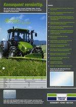 AGROPLUS 75 - 85 - 95 - 100 / VERNÜNFTIG UND VIELSEITIG