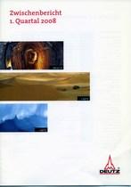 Zwischenbericht 1. Quartal 2008