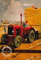 [Deutz] catalogo pubblicitario relativo al trattore F2M 315