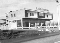 """Nuova sede concessionario Lamborghini """"Rosselli Adriano"""""""
