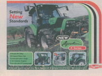Setting New Standards AGROTRON K Series