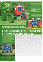 Lamborghini DL 30 Super e il suo segreto vincente
