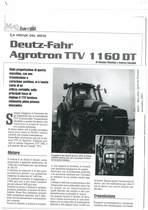 Deutz-Fahr Agrotron TTV 1160 DT