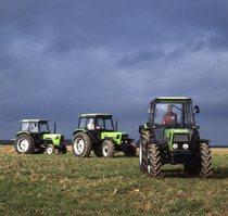 [Deutz] trattori D 7207, D 6807 e D 7007 prove in campo