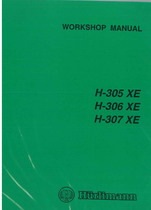 H 305 - H 306 - H 307 XE - Workshop manual