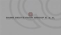 Spot istituzionale SAME Deutz-Fahr Group S.p.A.