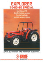 EXPLORER 70 - 80 - 90 SPECIAL