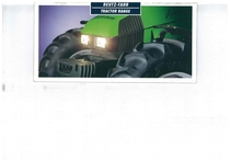Deutz - Fahr Tractor Range