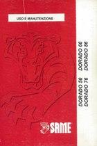 DORADO 56 - 66 - 76 - 86 - Uso e manutenzione