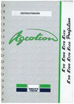 AGROTRON K 90-100-110-120 K PROFILINE - Gebruik en Onderhoud