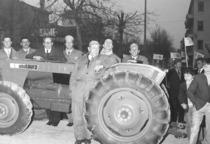 Presentazione del trattore SAME Minitauro nel Nord Italia