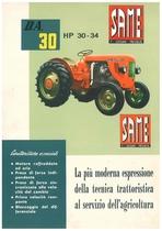 DA 30 - HP 30 - 34