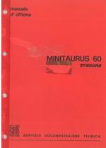 MINITAURUS 60 SYNCRHO - Manuale d'officina