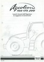 AGROTRON 160-175-200 - Argomenti di vendita