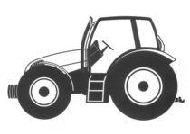 [Deutz-Fahr] disegno trattore serie Agrotron