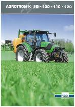 AGROTRON K 90-100-110-120