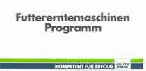Frutttererntemaschinen Programm : Kompetent für Erfolg