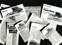 [Deutz-Fahr] ritagli articoli di giornale sulla pressa PowerPress