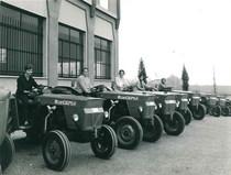 Corso di Trattoriste all' Istituto di Meccanica Agraria di Treviglio