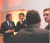 Inaugurazione della filiale del Benelux del Gruppo SAME DEUTZ-FAHR