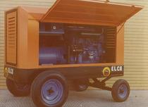 Motore ADIM per gruppo elettrogeno ELCA su carrello