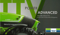 AGROTRON 6150.4-6160.4-6160-6180-6190 NOUVELLE SERIE 6 TTV - POWER ADVANCED