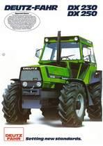 DEUTZ DX 230-250