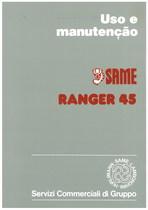 RANGER 45 - Uso e manutençao