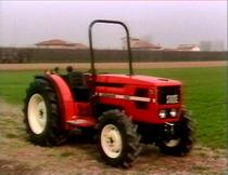 5: Les tracteurs speciaux SAME Frutteto 60 et 75 - Le travaux lourds du terrain: manual pour le vendeur