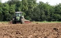Deutz-Fahr Agrofarm TTV - Zapfwellenarbeiten