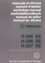 H 305 - 306 - 307 XE - Manual de taller