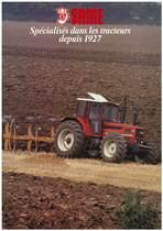 Specialises dans les tracteurs depuis 1927