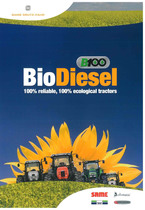 Bio Diesel 100% Reliable, 100% Ecological Tractors