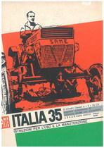 ITALIA 35 - Libretto uso & manutenzione