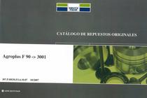 AGROPLUS F 90 ->3001 - Catalogo de repuestos originales