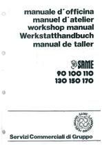 LASER 90-100-110-130-150 - GALAXY 170 - Manual de taller